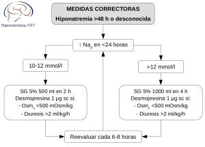 Algoritmo de tratamiento de la hipercorrección